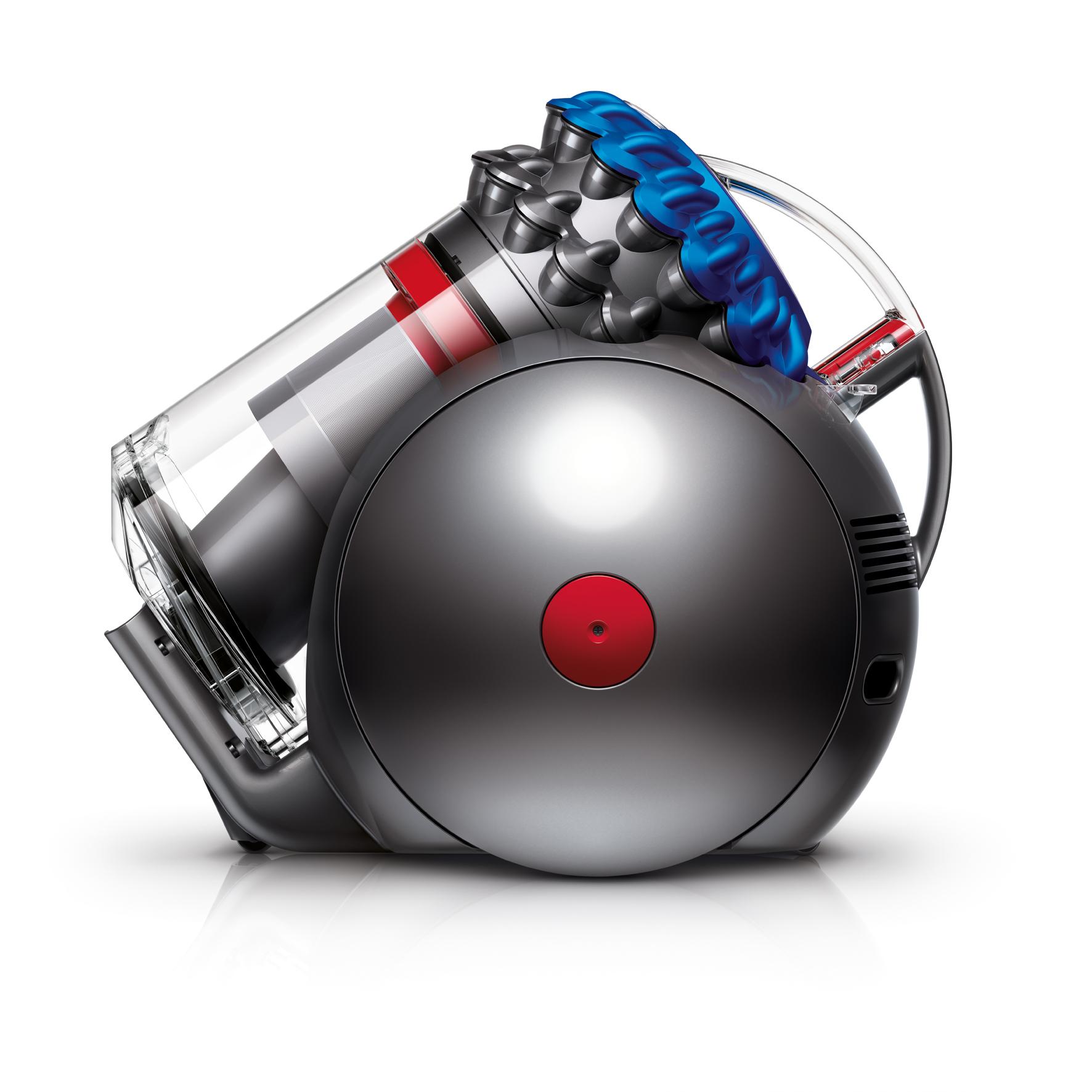 Dyson-Big-Ball-Multifloor-Extra-Aspirateur-A-Cylindre-Filtre-Bleu-Gris-Acier